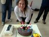 Juliet - baker of the 10th Birthday cake!