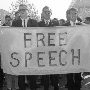 'Free Speech' - new teach-in forum