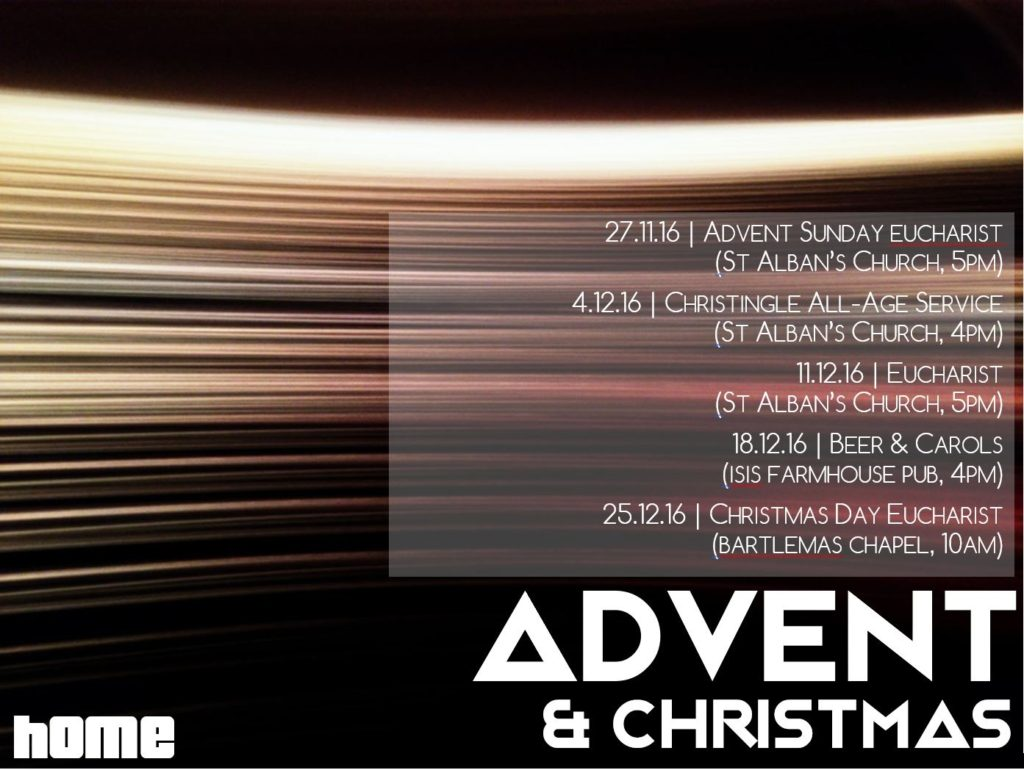 advent 2016 flier